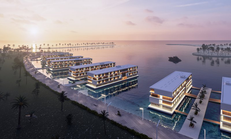 Floating Hotels for FIFA World Cup 2022