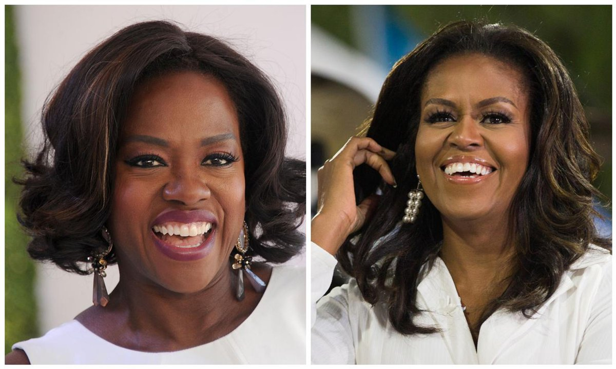 Viola Davis opens up about playing Michelle Obama: 'I lost my damn mind'