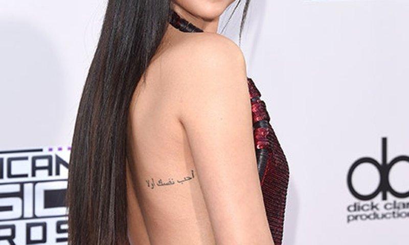 Selena Gomez AMA