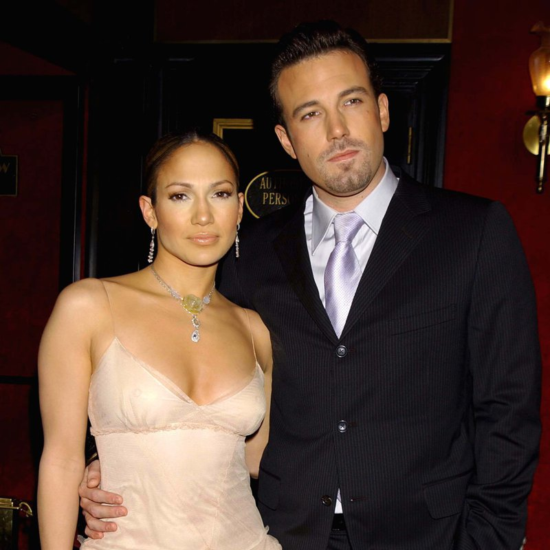 Jennifer Lopez and Ben Affleck were a couple from 2002 to 2044, they even had wedding plans