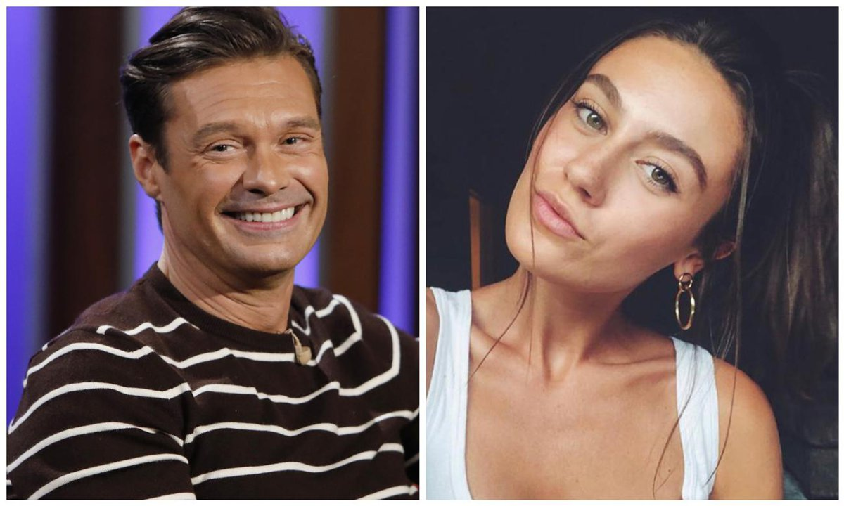 Ryan Seacrest is off the market and…