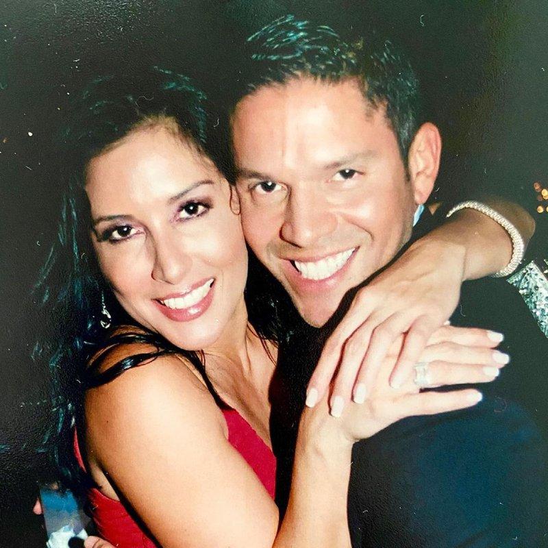 Rodner Figueroa and Edna Schmidt