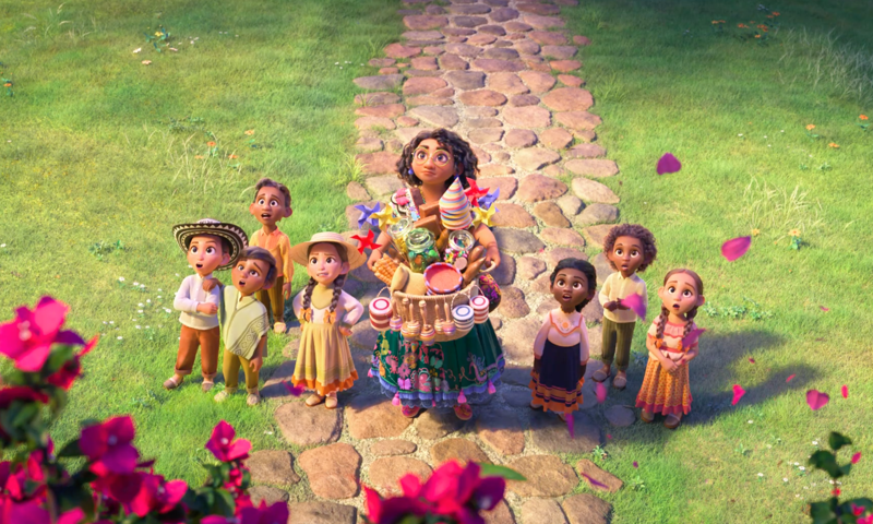 Disney's upcoming movie 'Encanto' explores Colombian culture and charm