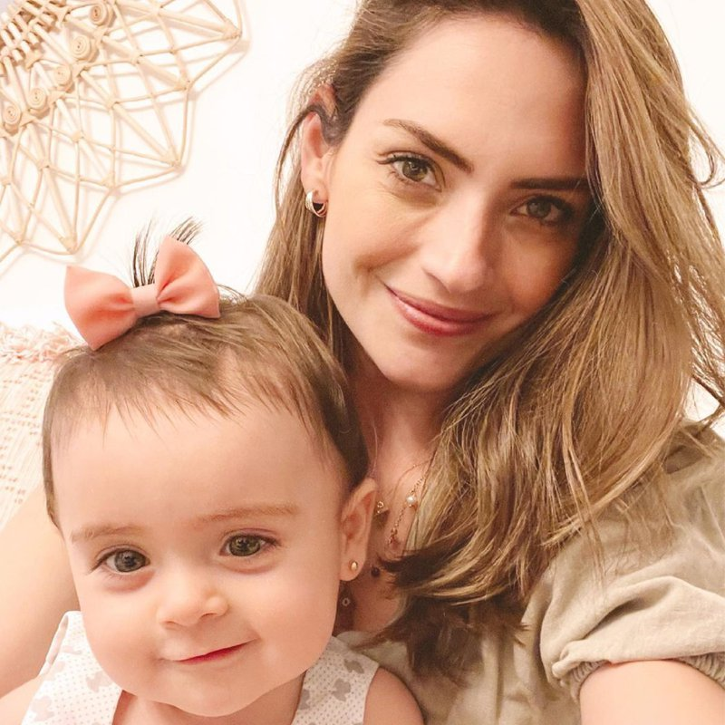Michelle Galván and her daughter Megan