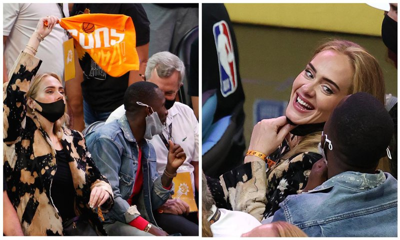 [Couple Alert] Adele and sports agent Rich Paul continue to spend time together
