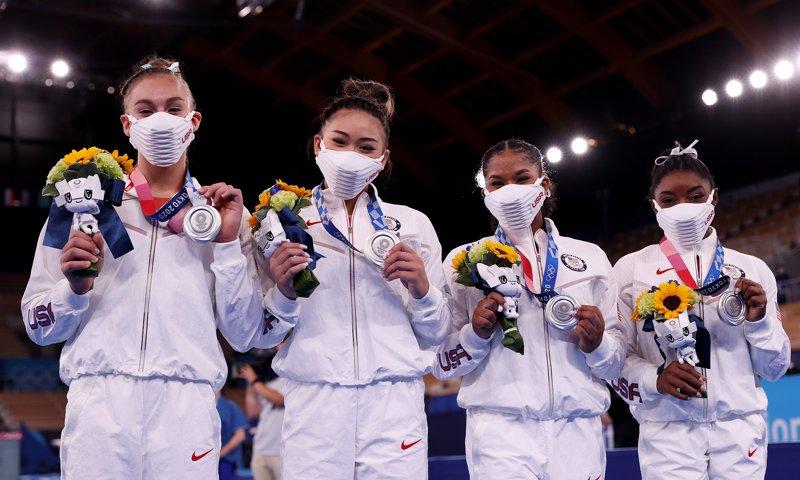 Gimnasia - Artística - Olimpiadas: Día 4