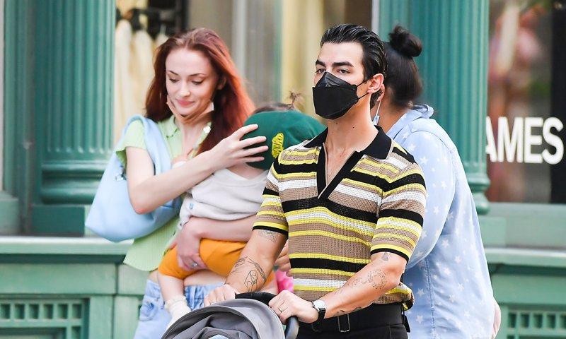 Joe Jonas and Sophie Turner took…