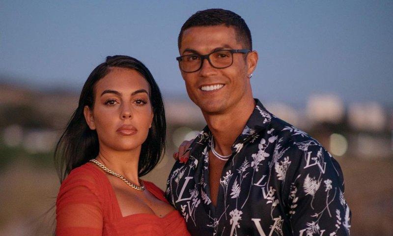 Georgina Rodríguez habla como nunca antes de su boda con Cristiano Ronaldo