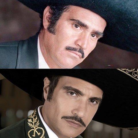 Jaime Camil como Vicente Fernández