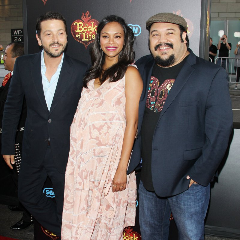 """""""Book Of Life"""" Premiere"""