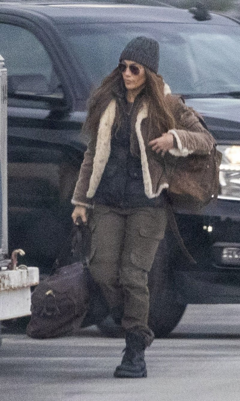 Jennifer Lopez acting in new role