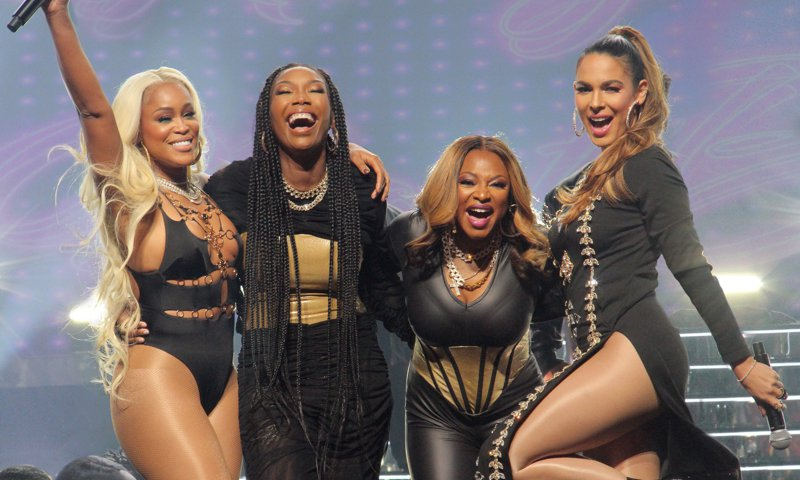 Nadine Velázquez, Eve, Brandy, and Naturi Naughton will show how women in their 40s still got it