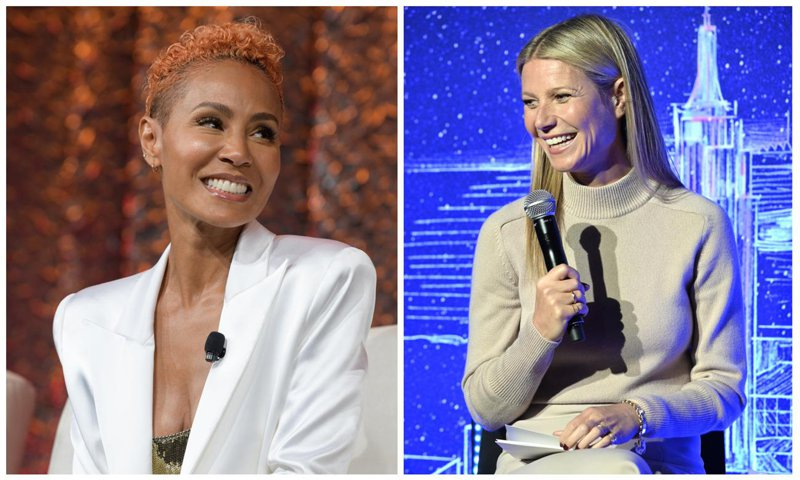 Jada Pinkett Smith talks to Gwyneth Paltrow about some of the struggles she has with Will Smith